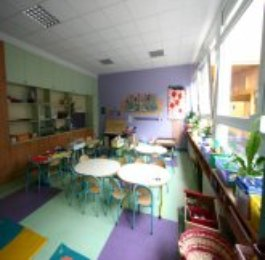 salle de maternelle